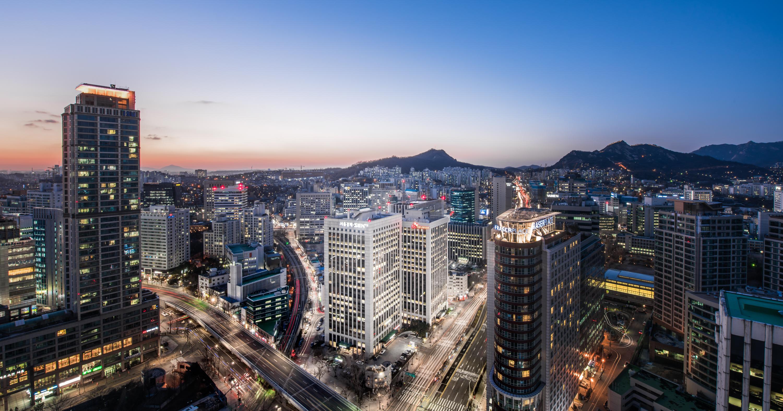 미근동 임광빌딩, CBRE KOREA
