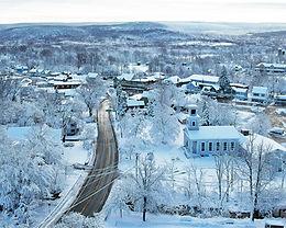 Washingtonville Snow Horizontal Image #1