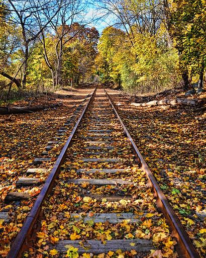 Railroad Vertical Image #13