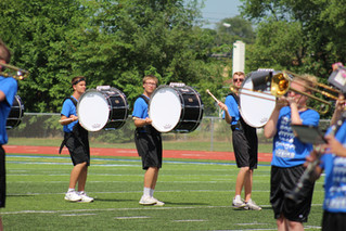 2019 Marching Band Camp & Schedule Info