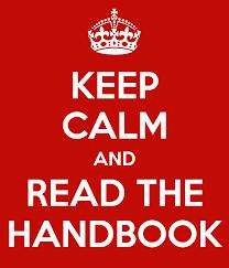Calendar & 19/20 Handbook