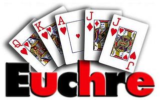 Euchre Tournament Feb. 8th!