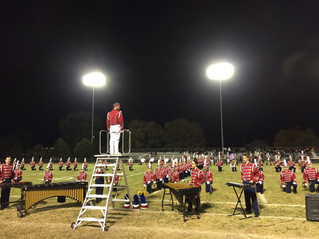 2016-2017 Marching Band Application