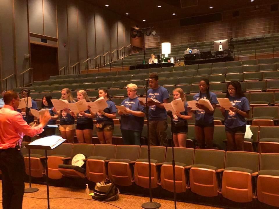 Choir Clinic