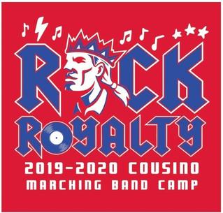 Band Camp T-Shirts!