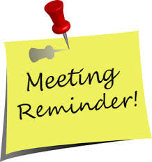 Booster Meeting -  9.15.2020