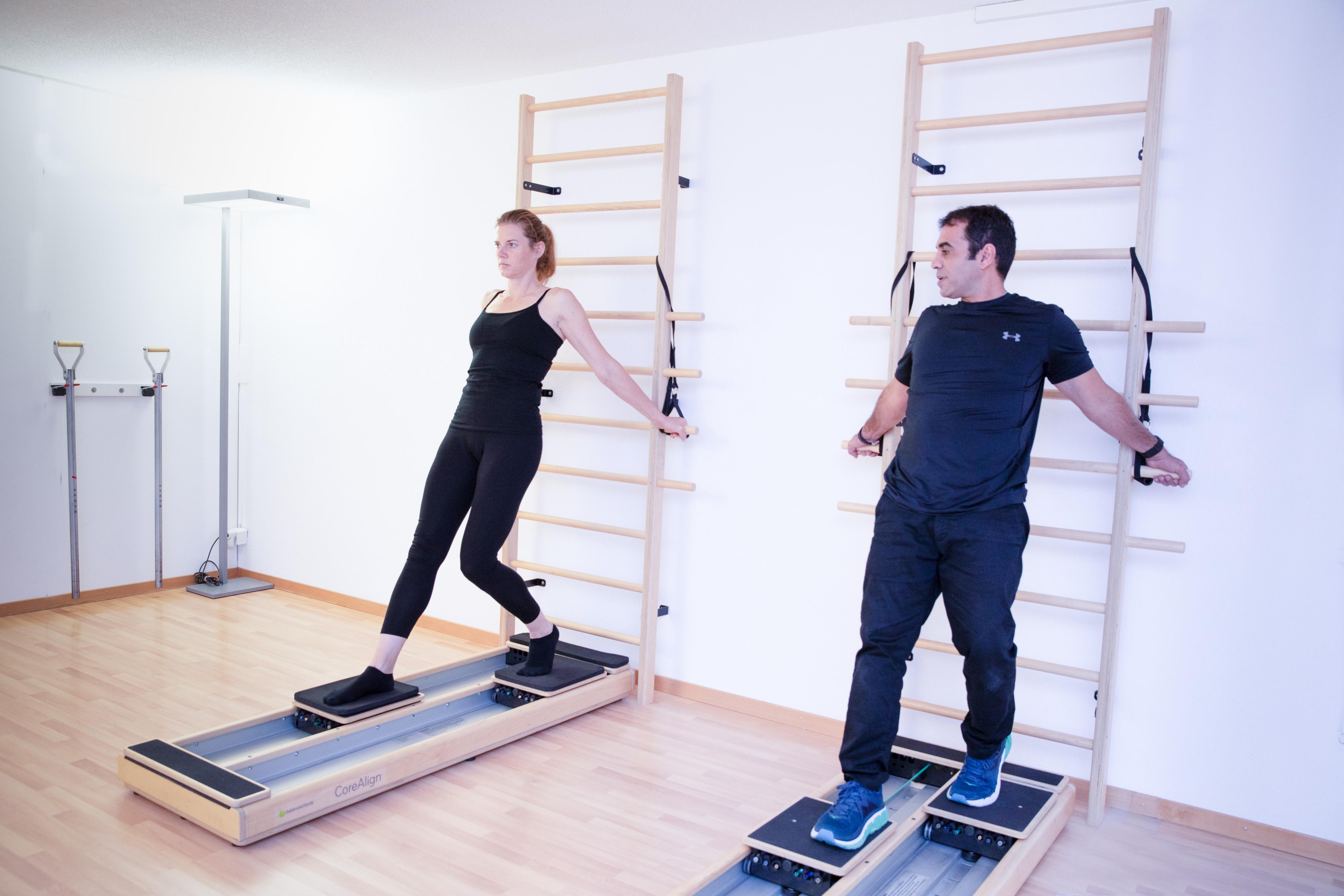 Dual Pilates