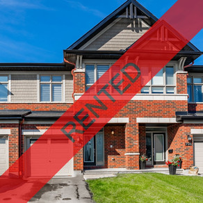 798 Cairn: 3 Bedroom Row Town Home (Orleans, Ottawa)