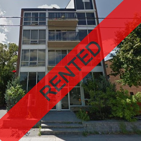 401- 1160 Merivale: 1 Bedroom Apartment (Carlington, Ottawa)
