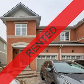 169 DUNTROON:3 Bedroom Townhome (Greenboro, Ottawa)