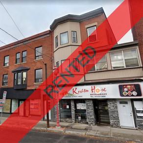 1-793 Somerset St W: 3-Bedroom Apartment (Centretown West, Ottawa)