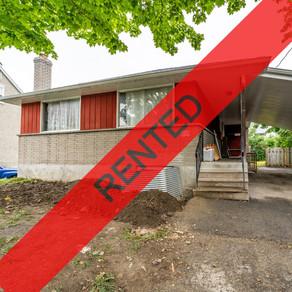 B-277 Hartleigh: 3 Bedroom Apartment (Wood Park, Ottawa)
