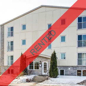 201-646 Cummings: 2 Bedroom Condo (Vanier- Montfort, Ottawa)