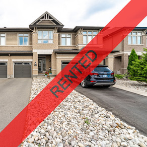 312 Ballinville: 3 Bedroom Row- Town Home (Riverside South, Ottawa)