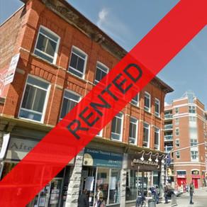 1-404 Gilmour: 3 Bedroom Apartment (Centretown, Ottawa)