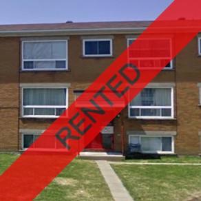 5-370 Belisle: 2 Bedroom Apartment (Vanier, Ottawa)