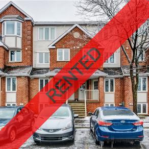 71 Briston Pvt: 2 Bedroom Row Town Home (Ramsayville,Ottawa)