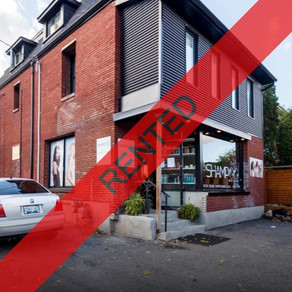 2-124 Spadina: 2 Bedroom Apartment (Hintonburg, Ottawa)