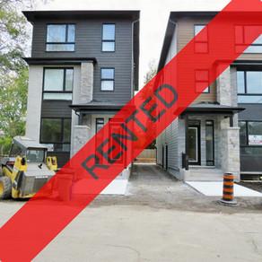 2- 302 Elmgrove: 2 Bedroom Apartment (Westboro, Ottawa)