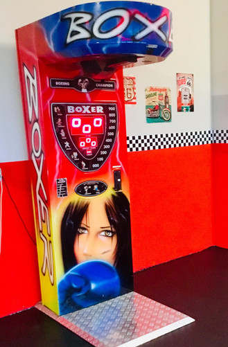 Boxautomat Laserstar
