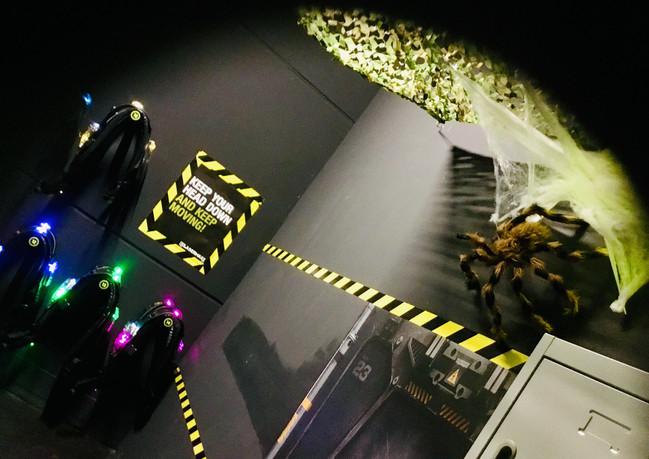 Loading-Room Laserstar