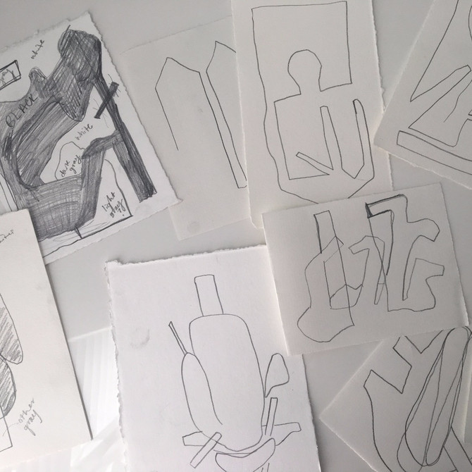 Brainstorming & Sketching 12.27.16