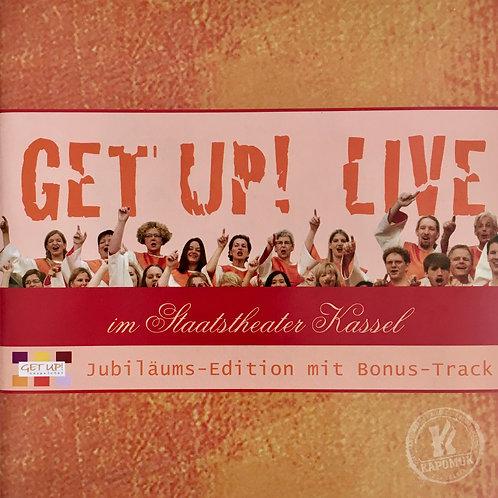 CD: GET UP! LIVE im Staatstheater Kassel