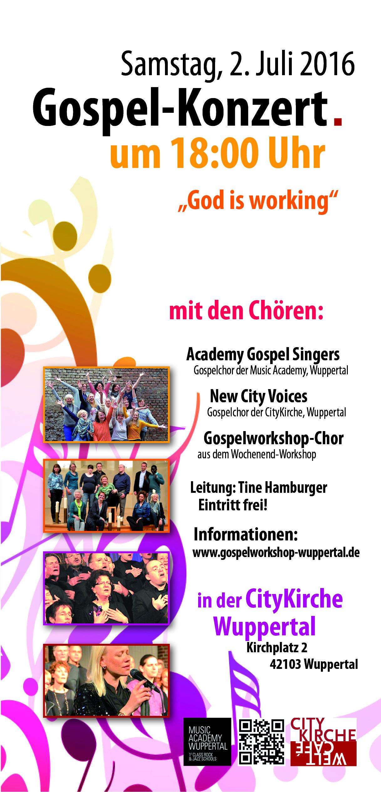 Konzert-Flyer Wupp2016