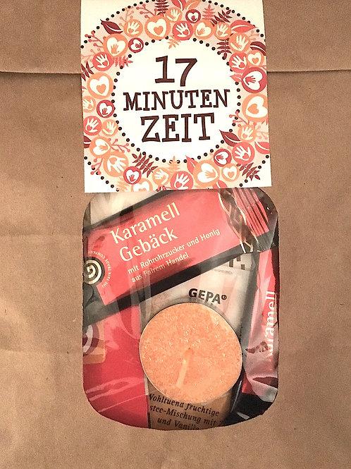 """CD-Geschenk-Tüte """"17 Minuten Zeit"""""""