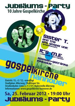 Goki-Party2012-Plakat