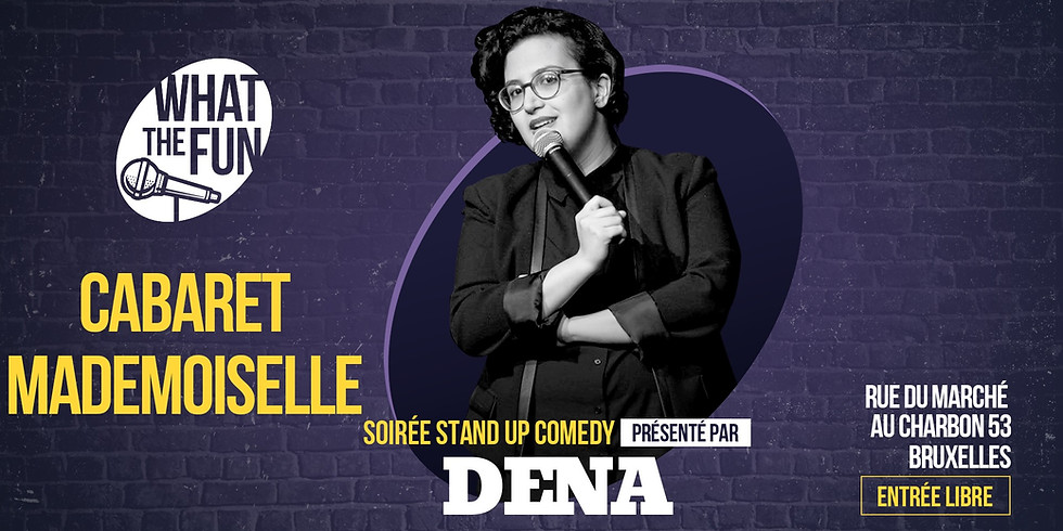 What The Fun - Stand Up Comedy