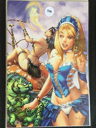 Beyond Wonderland Special issue #0