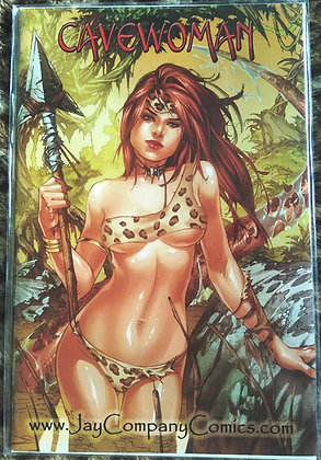 Cavewoman #1