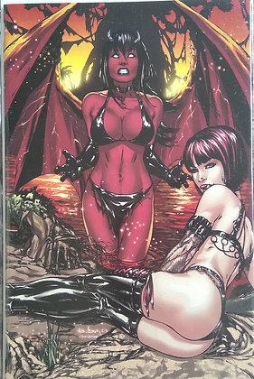 Purgatori #3 Jay Company Comics Exclusive