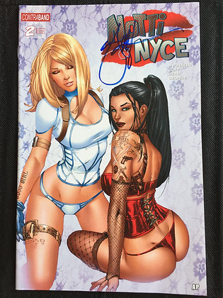 Notti & Nyce #2 limited signed