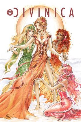 Divinica SketchSeries Aphrodite #1