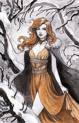 Ancient Dreams Black Gold Issue 8 LTD 50