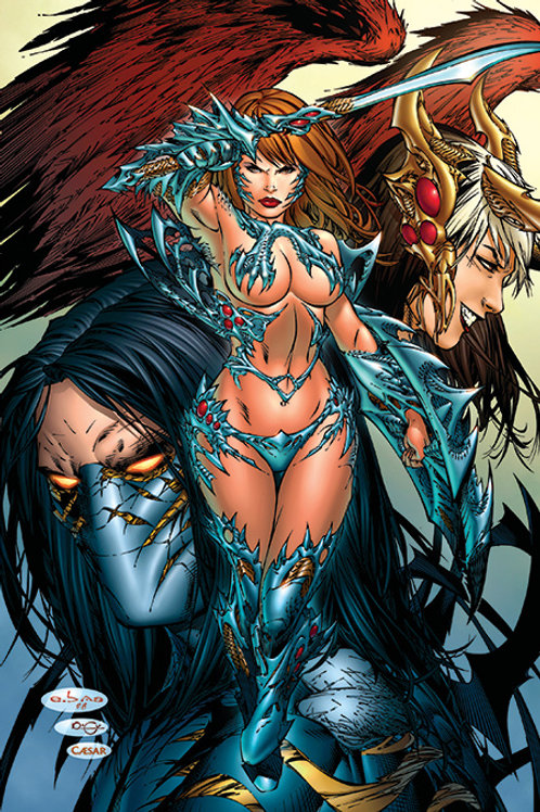 Witchblade Darkness