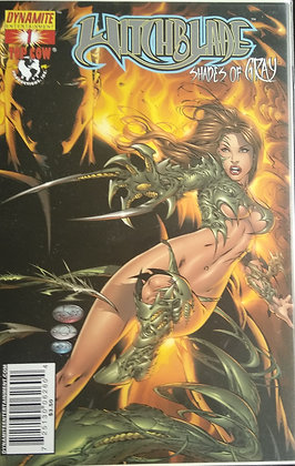 Witchblade Shades of Gray #1