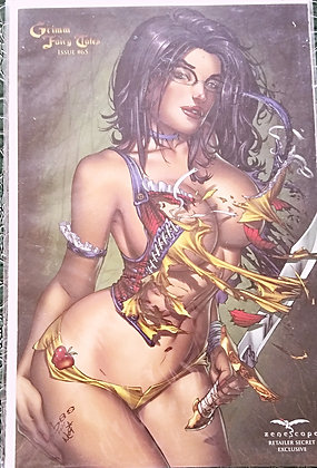 Grimm Fairy Tales issue 65 Retailer Exclusive