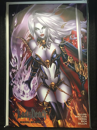 Lady Death Merciless Onslaught #1
