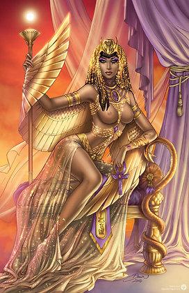 Divinica #3 Isis Risque