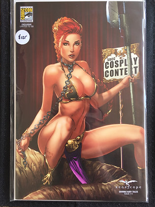 Grimm Fairy tales #111 Cosplay Contest SDCC Limited Exclusive