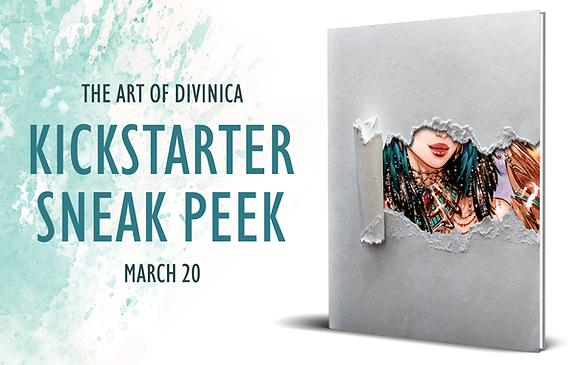DiVinica Kick starter preview