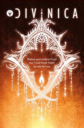 NEW DIVINICA #5 BOOK 1 A forgotten world