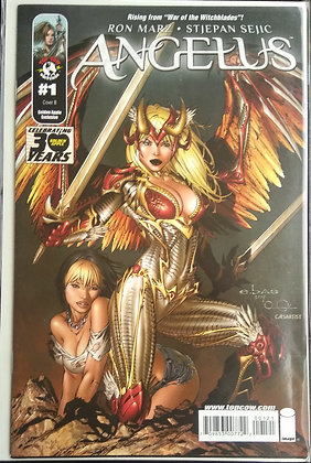 Angelus #1 Golden Apple Exclusive