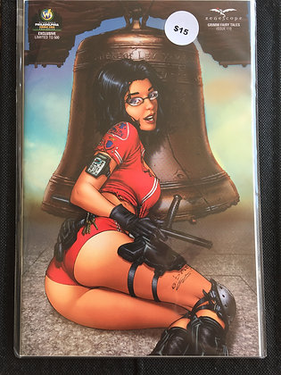 Grimm Fairy Tales #10 Limited to 500