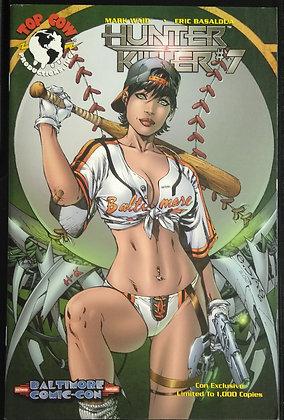 Hunter Killer #7 Baltimore Comic con exclusive