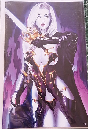 Lady Death Dark Millennium #1