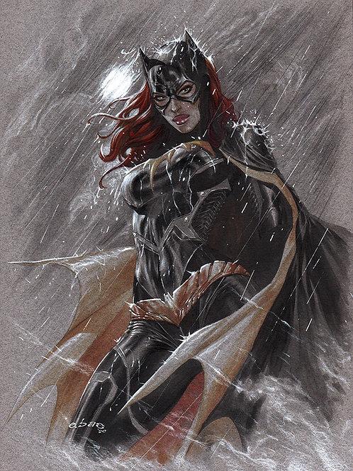 Batgirl Reigns (11x17 Print)